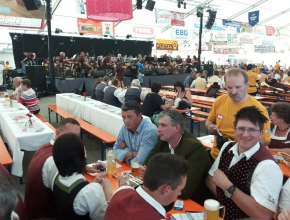 Bezirksblasmusikfest Kirchheim