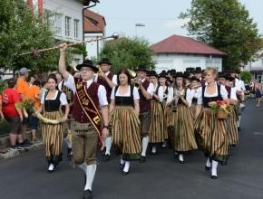 Marschwertung Lohnsburg