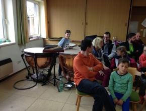 öffentliche Jungmusikerprobe