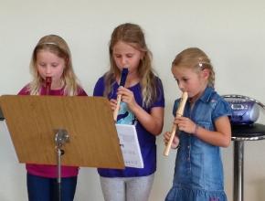 Vortragsabend Blockflöten Kids